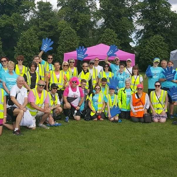 Quakers support the Race for Life