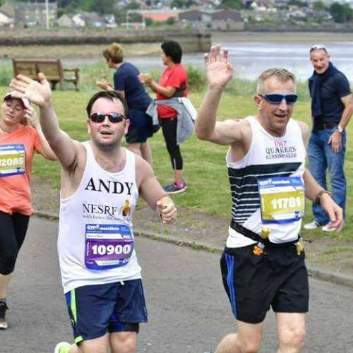 Race Report – Edinburgh Marathon – Sun 28 May 2017