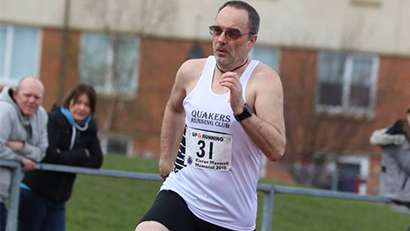 Race Report – Kieran Maxwell Memorial Open Track & Field 400M & 200M – 8th April 2018
