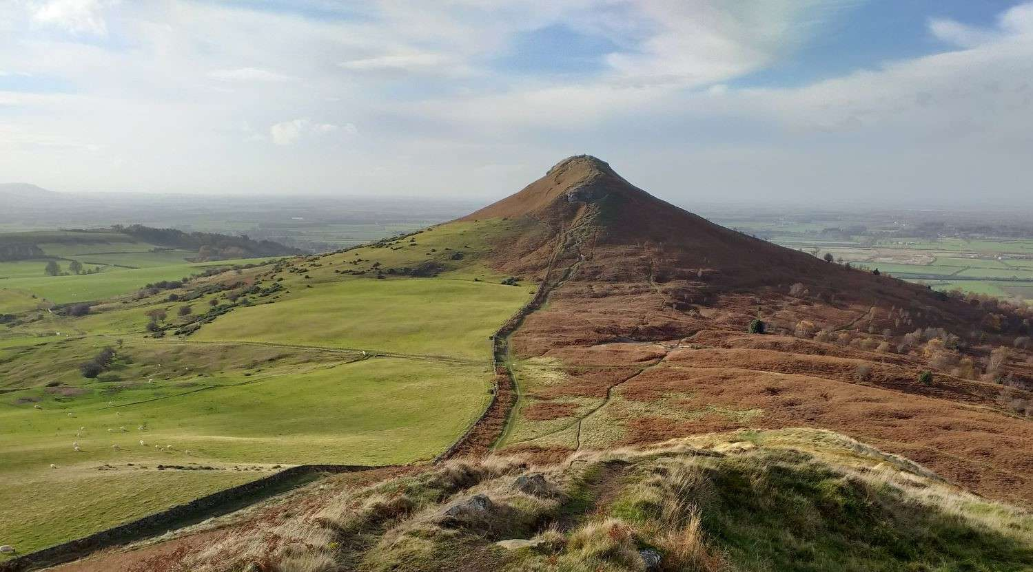Race Report – Roseberry Topping Half Marathon – (the Hardmoors version) 9th December 2018