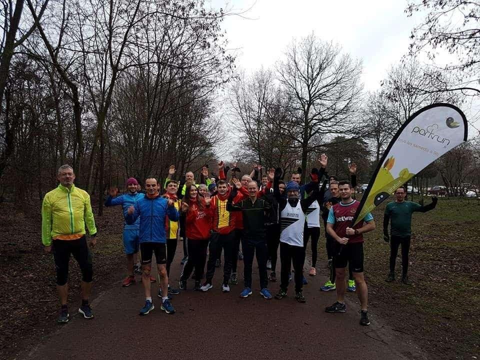 Race Report – Paris Bois de Boulogne parkrun (small p) – February 2019