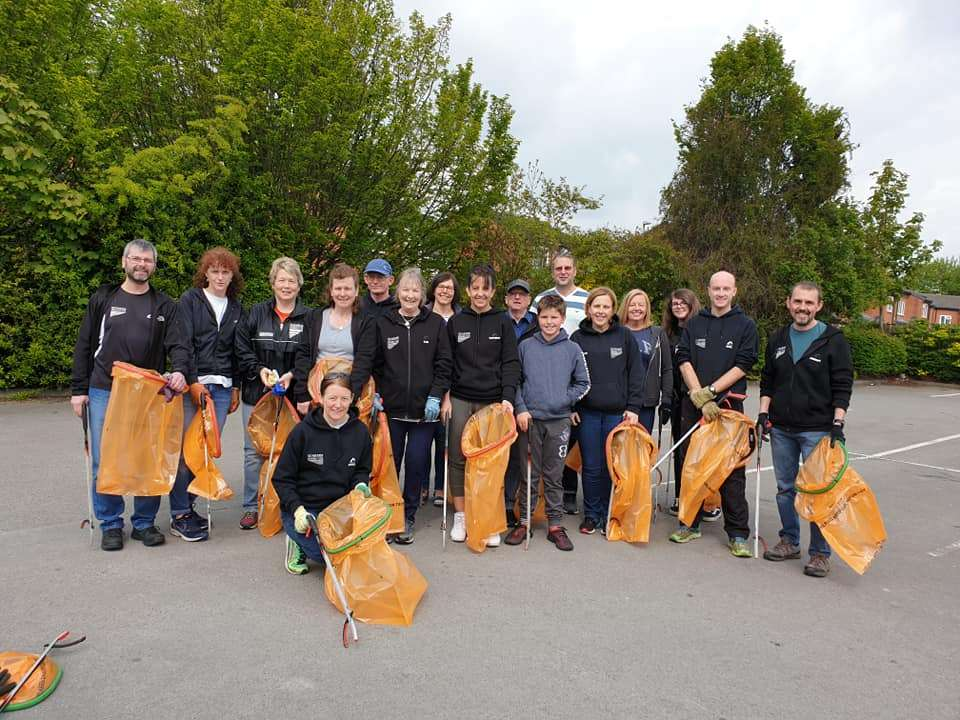 Litter Pick – 11th May 2019